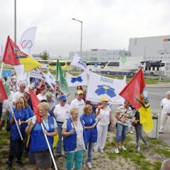 Hankook: a Magyar Szakszervezeti Szövetség szolidáris